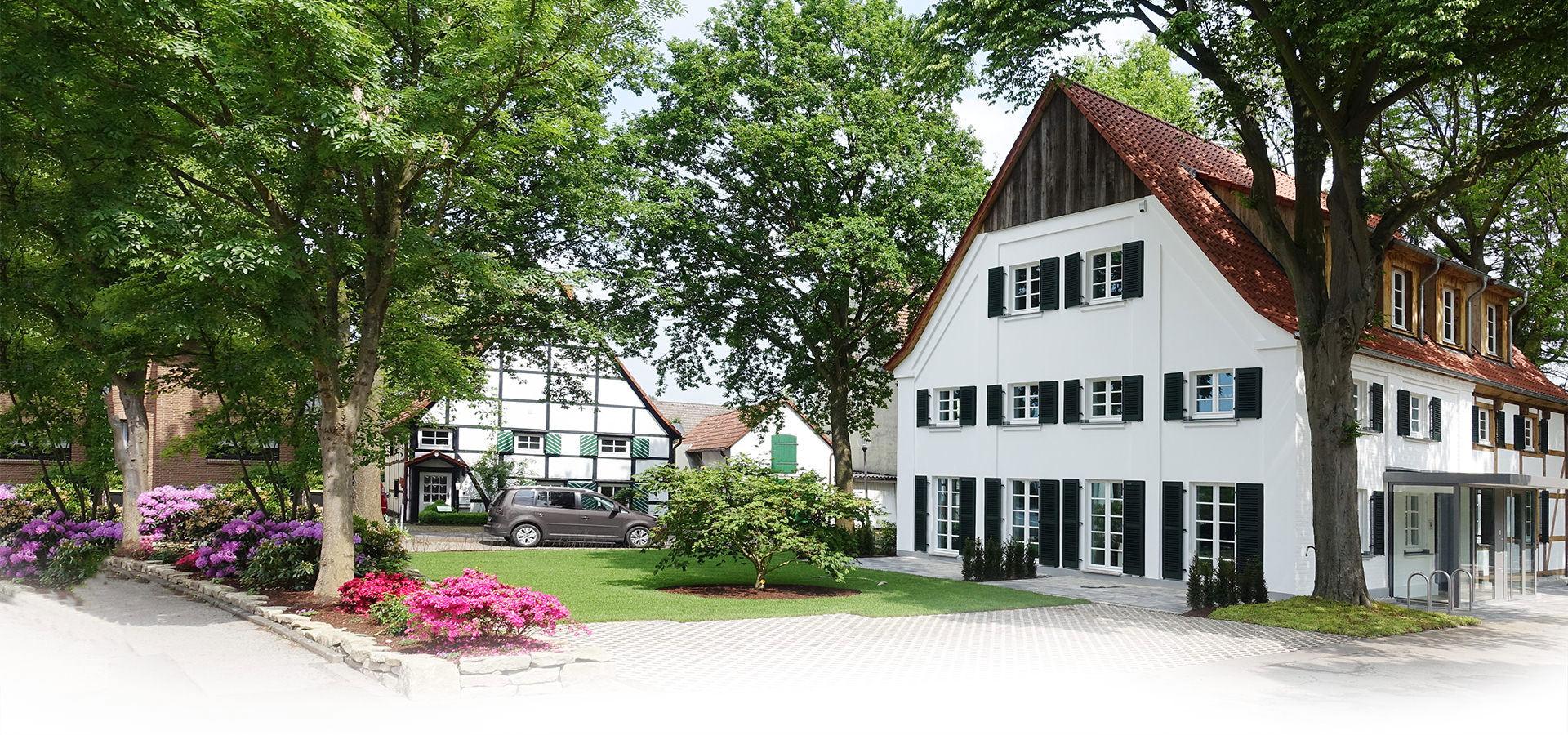 Altes Lehrerhaus Lünern